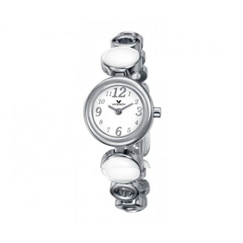 Reloj acero niña comunión 46626-04