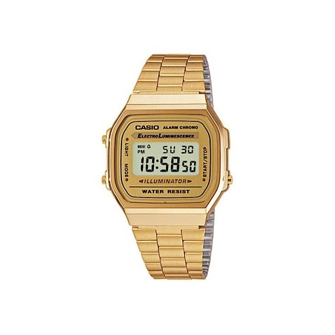 CASIO SEÑORA DIGITAL DORAO